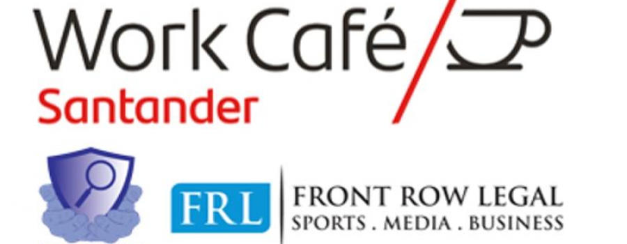 santander and FRL introduction to business law and financial crime event flyer